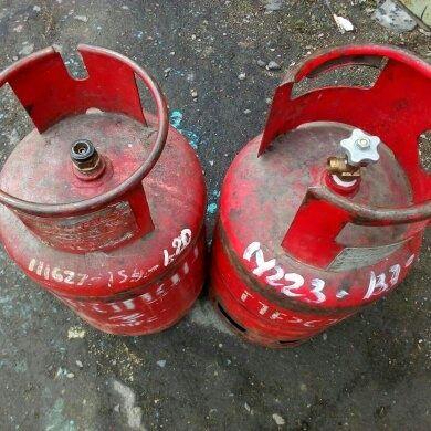 Продам винтовой газовый баллон