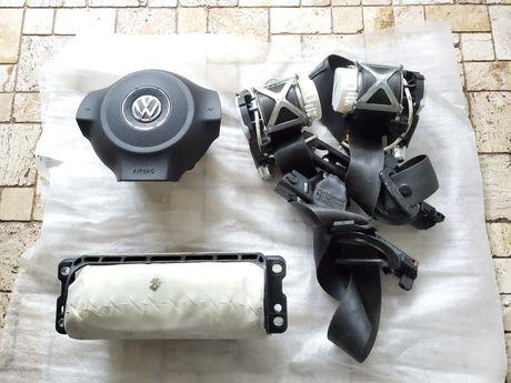 Set Airbag Vw PASSAT CC 2014 R-Line