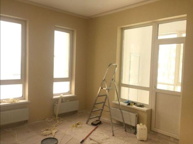 Покраска Побелка стен и потолков
