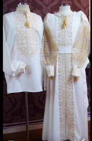 Set pentru nunta tradițională sau botez.