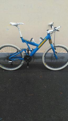 Bicicleta Cannondale Super V-SL