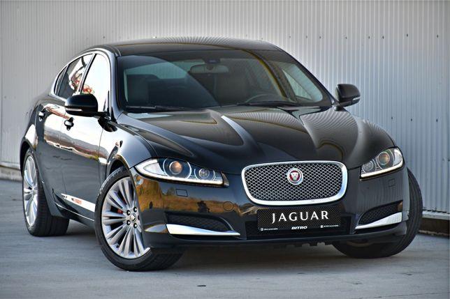 Jaguar XF 2.2 D an 2015