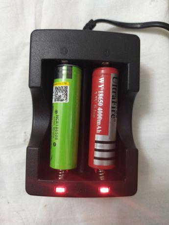 Зарядное устройство 18650 Li-ion
