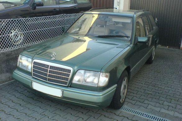 Mercedes 124 седан