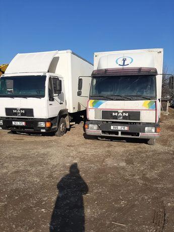 Dezmembrez Camioane Man 8153,8163,8150