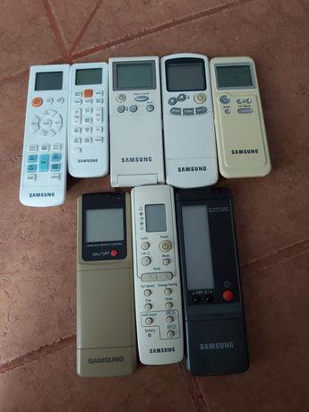 Telecomanda aer conditionat SAMSUNG, LG ORIGINALA, impecabila!!!