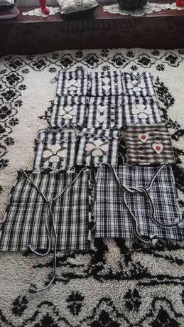 Ръчно шити битови торби