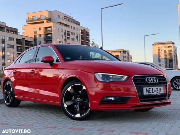 Audi A3 Audi A3 quattro//s line// Limousine*full * led//navigație