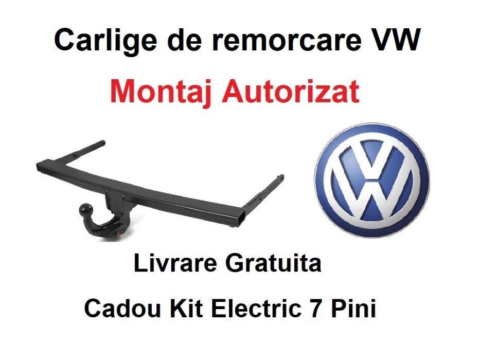 Carlig Remorcare VW Transporter T4 1991-2003 - Livrare Gratuita -
