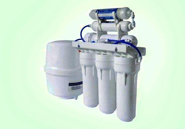 Фильтры очистки питьевой воды