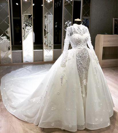 Продам эксклюзивное роскошное платье-трансформер Платье от Наиля Байку