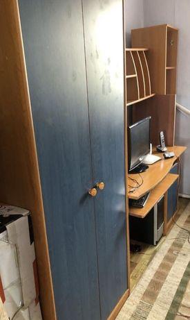 Шкаф со столом торг возможен
