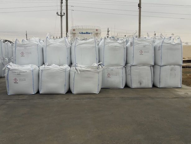 Кальций хлористый PelletOil 94-98% (хлорид кальция) 144 000 тенге/тн