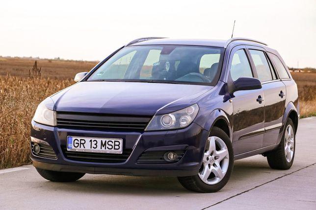 Vând Opel Astra H 1.9 CDTI sau schimb cu duba