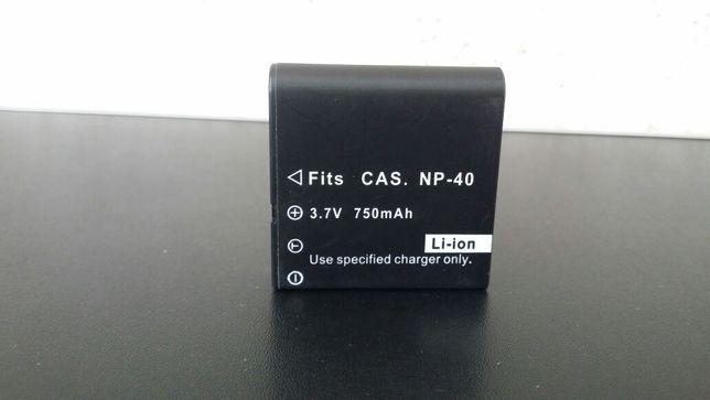 Baterie - acumulator - CAS - NP-40