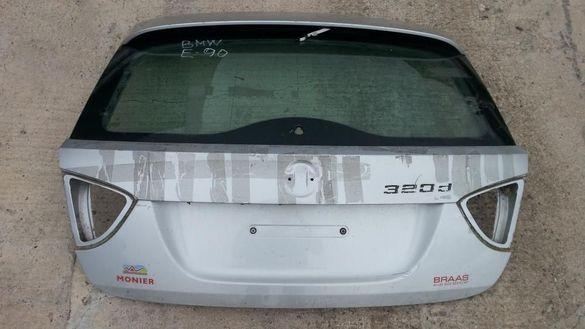 BMW E91.БМВ.2004-2013 Година.Заден Капак Със Стъкло.Оригинален Капак.