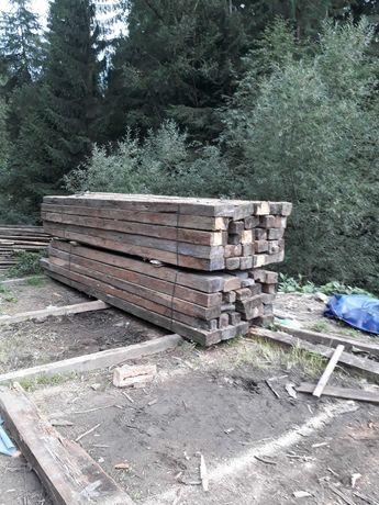 Vînd lemn vechi din demolări esenta brad