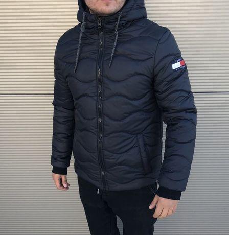 куртка tommy hilfiger мужская зимняя