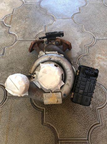Невесное на двигатель 642 3.0 cdi