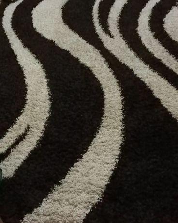 Ковер шегги.зебра
