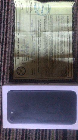 Iphone 7 32 гб, идеальное состояние