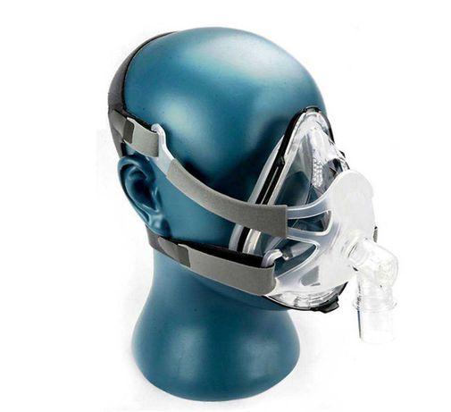 Full Face Маска за сънна апнея, за всички CPAP /ЦПАП апарати, с каишка