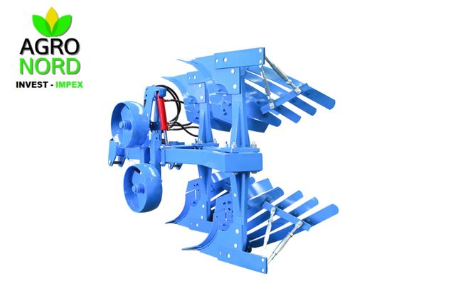 Plug reversibil hidraulic 2 trupite Konig CB 69 pt tractor 65-85 CP