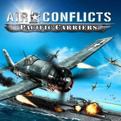 Nintendo Switch - Air Conflicts: Pacific Carriers
