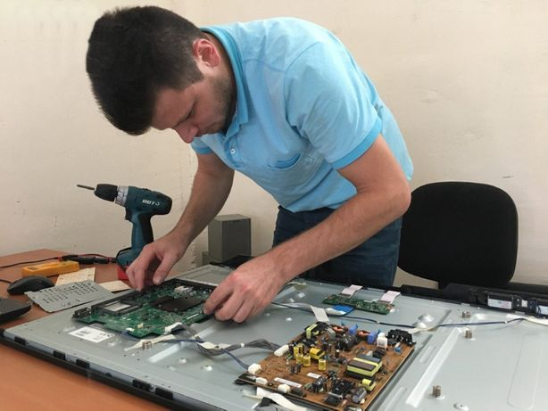 Алексей - мастер по ремонту телевизоров. Диагностика и выезд бесплатны