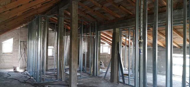 Renovare interior, glet rigips lavabila zugrav electrice sanitare parc