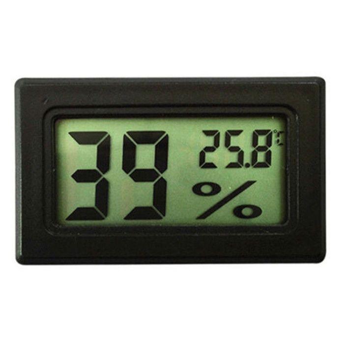 Дигитален термометър и влагомер без или с външна сонда