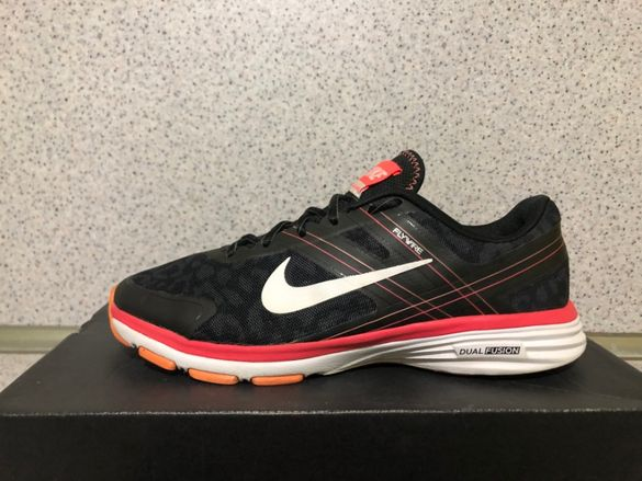 Nike Dual Fusion TR 2 Print / Black & Pink