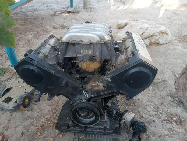 Мотор ауди 2.6. Сбори