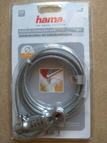 Hama cablu antifurt cu 4 cifre pentru laptop 1,8ml