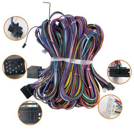 Adaptor 6m amplificator porbagaj Bmw E46,Rover75 si BMW E39,X5,E53