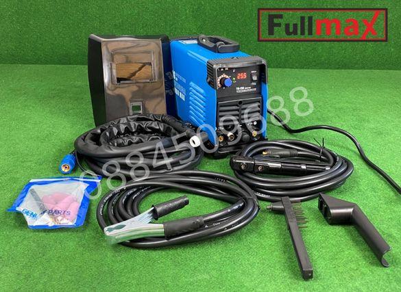 Професионален електрожен (инверторен) TIG MMA 250А