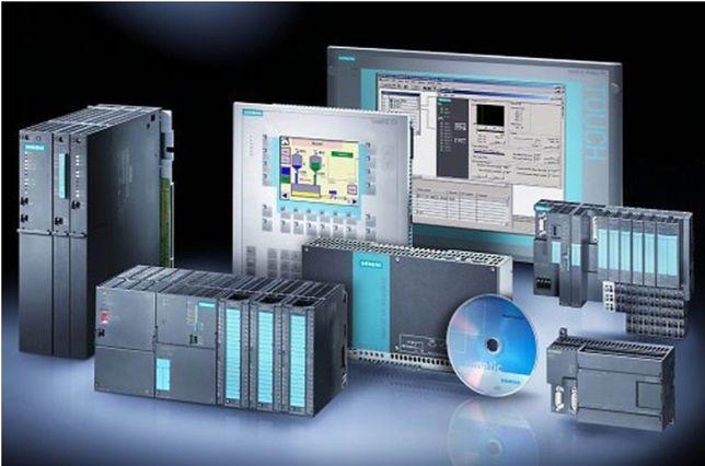 Siemens, Allen Bradley HMI, PLC, Panels