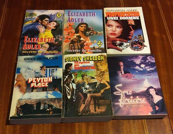 Lot 6 romane de dragoste (30 lei toate 6) Stare f. buna!