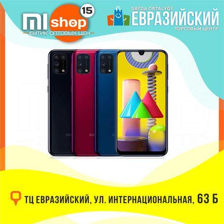 MiSHOP15 Samsung Galaxy M31 (ТЦ Евразийский, 1 этаж, ул. Букетова 52)