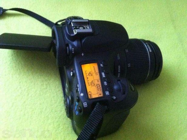 Canon 60D профессиональный зеркальный фотоаппарат