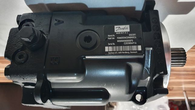 Motor Hidraulic Danfoss 90M055NC0N8N0C6(Buldoexcavator,Tractor,Macara)