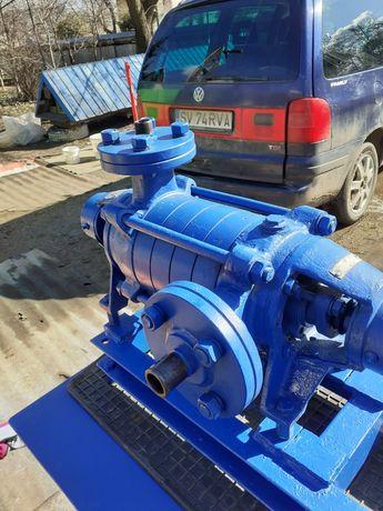 Vand pompa de presiune cu cinci turbine .
