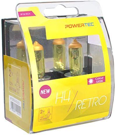 Powertec Retro H4 12V К-Т 2БР.