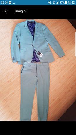 Costum skinny Top Man