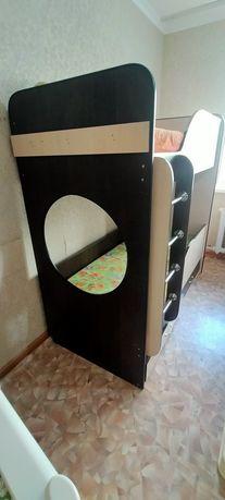 2х ярусная кровать детская