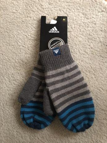 ADIDAS чисто нови с етикет,ръкавици,размер - М