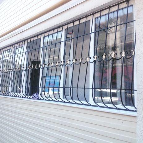 Решетки на окна в Алматы не дорого