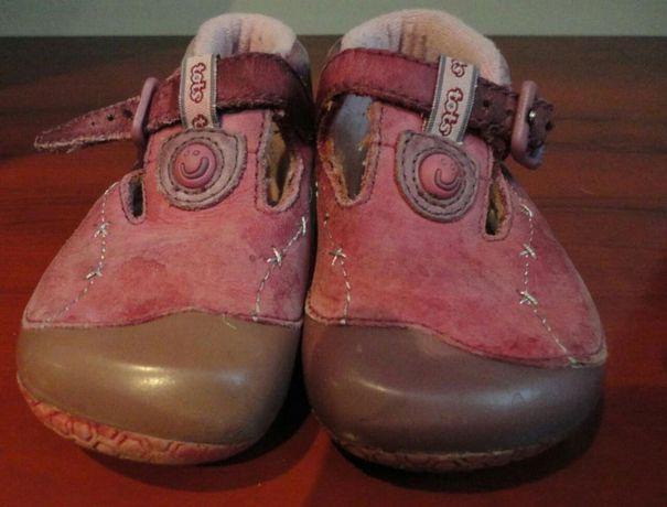 Pantofi Tots piele naturala