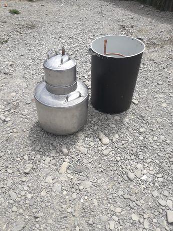 Cazan de tuica din inox la 120 de litri