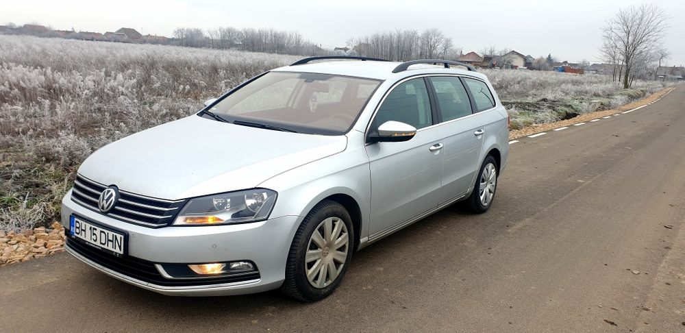 VW Passat B7 2.0 TDI Mangalia - imagine 1